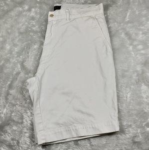 Polo Ralph Lauren - white bermuda shorts